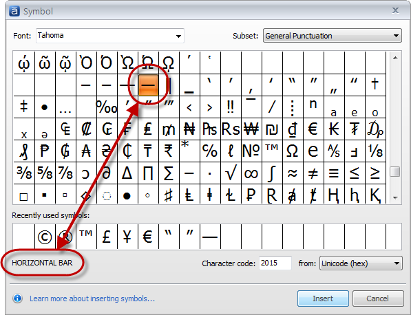 En And Em Dashes In Articulate Quizmaker 13 Articulate Support